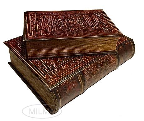 Amazoncom Celtic Eternal Knot Secret Book Box Set of 2 Hidden