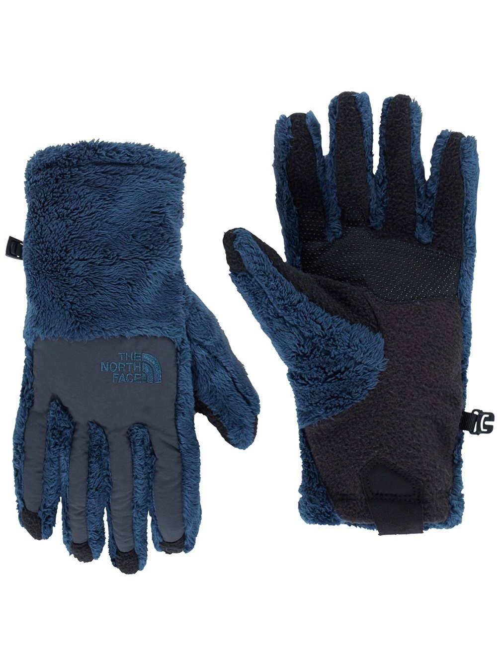 The North Face Ladies Denali Thermal Etip Glove Ink Blue L