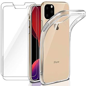 coque silicone iphone 11