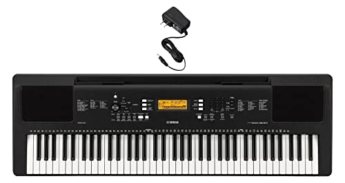 Yamaha PSREW300AD 76-Key Portable Keyboard