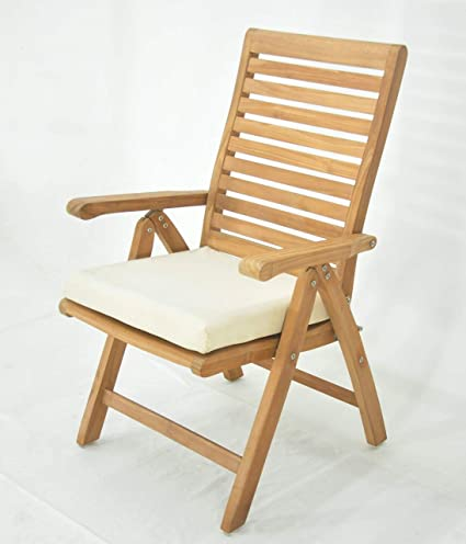 Amazon.com: grade-a Lujoso reclinable plegable de madera de ...