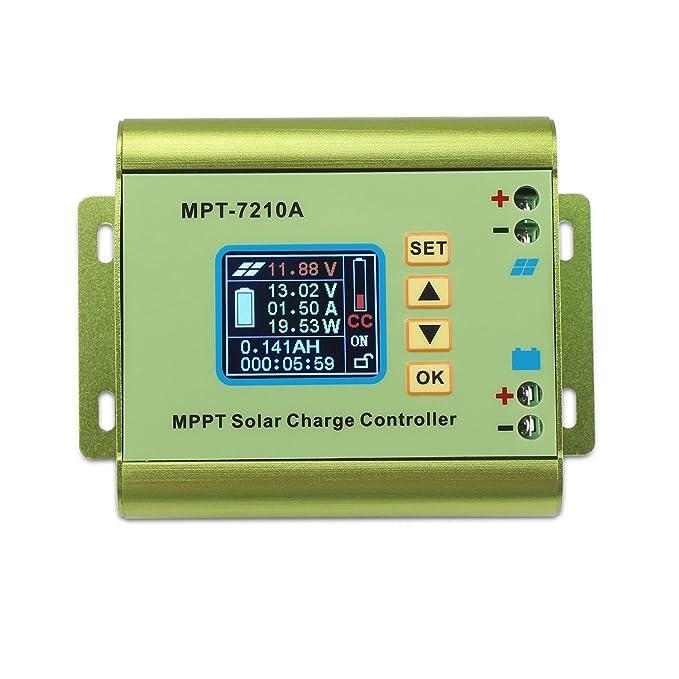 Able Solar Controller Mppt For 12v 24v 36v 48v Pv 190vdc 60a Mppt Tracker No Victron Photovoltaik-zubehör