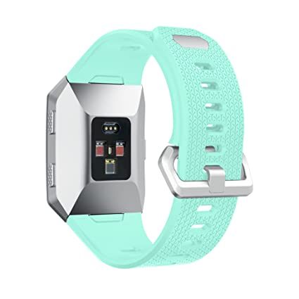 MroTech Pulsera de Repuesto Correa Compatible Fitbit Ionic Smartwatch