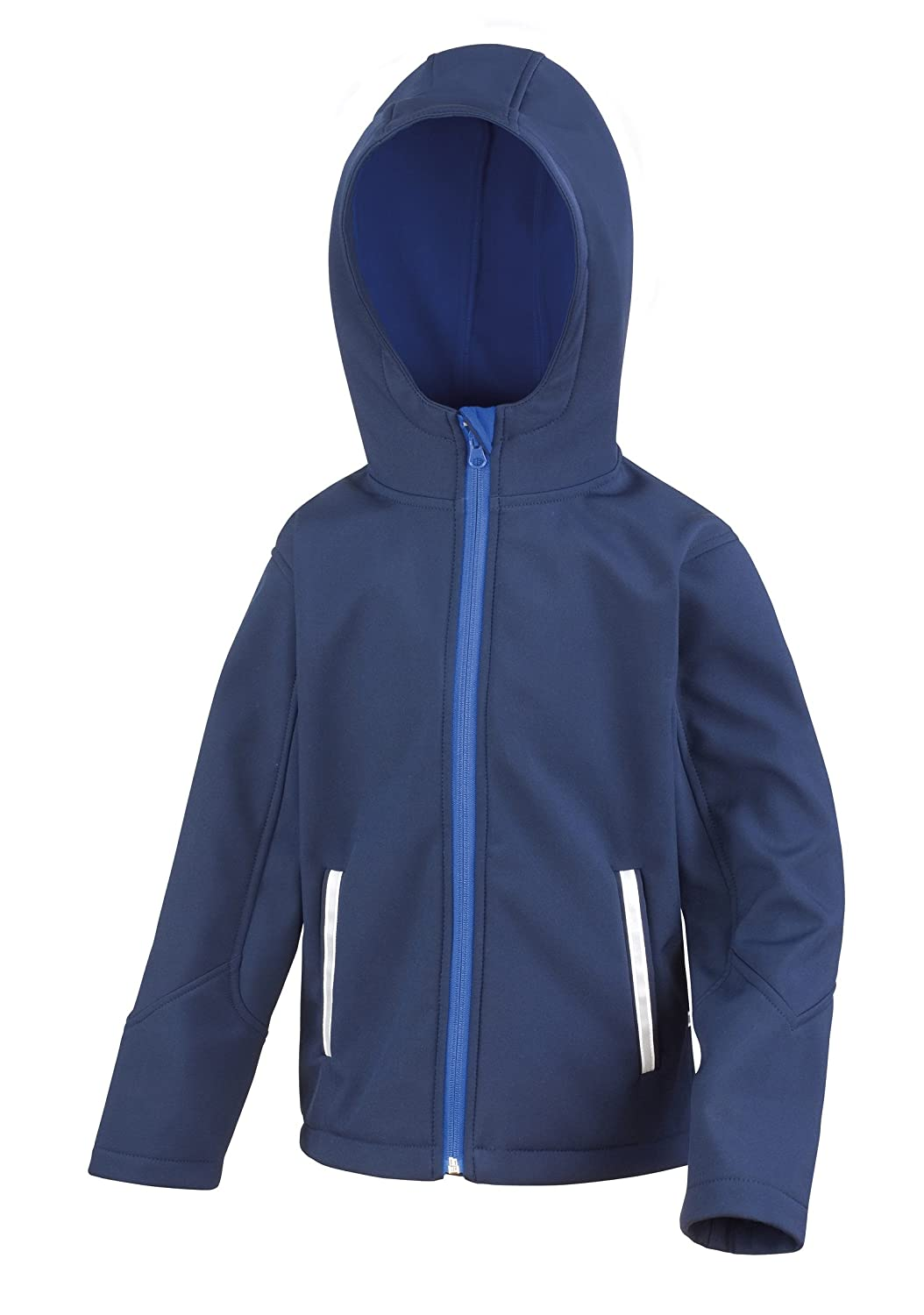 Core Kids TX Performance Hooded Soft Shell Jacket