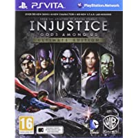 Injustice: Gods Among Us Ultimate Edition PS VITA UK