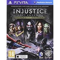Injustice: Gods Among Us Ultimate Edition PS VITA UK