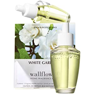 Bath and Body Works New Look! White Gardenia Wallflowers 2-Pack Refills