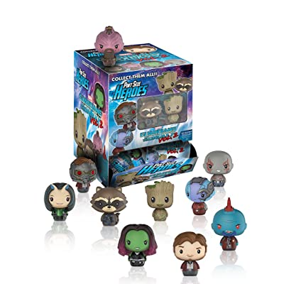 Funko Pint Size Heroes: Guardians of the Galaxy 2 One Mystery Toy Figure: Funko Funko Pint Size Heroes:: Toys & Games