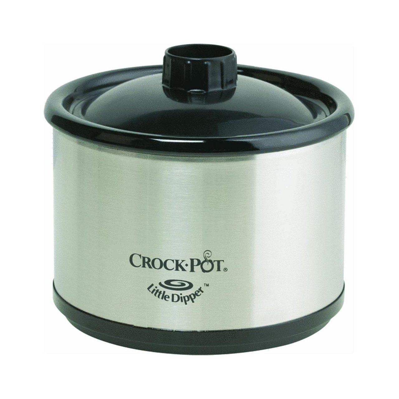 Crock Pot 32041-C Stainless Steel Little Dipper Warmer
