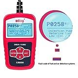 udiag OBD2 Scanner OBD Car Diagnostic Tool Cars