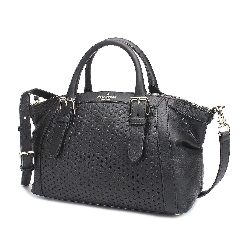8e9c00e96ab4 Amazon.com  kate spade new york Mercer Isle Small Sloan Perforated Leather  Handbag