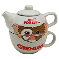 Gremlins Gizmo Teapot and Mug Set - Classic 80s Warner Bros movie
