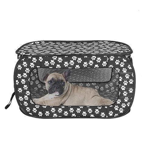 Paño Oxford Jaula para Mascotas Carpas rectangulares para Mascotas ...