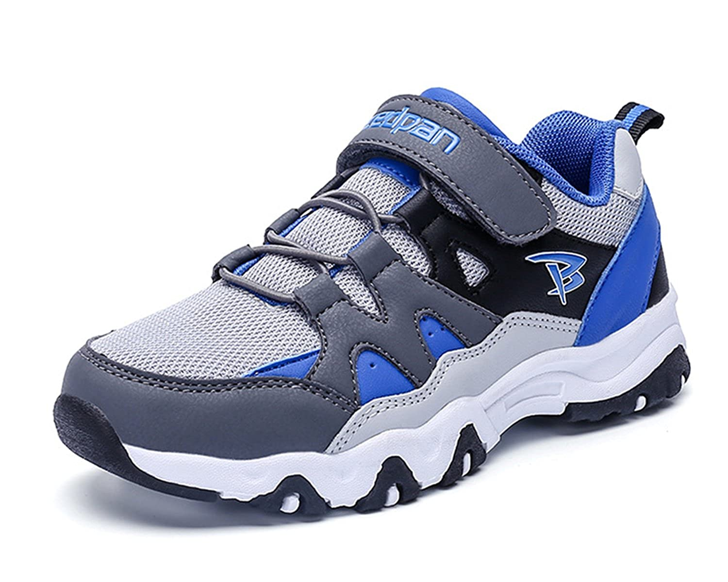 Jabasic Kids Hiking Shoes Outdoor Adventure Athletic Sneakers ST4391