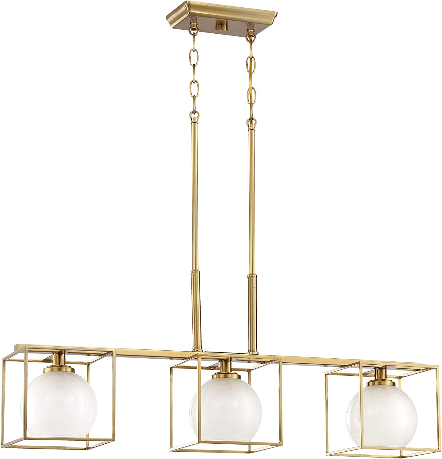Designers Fountain 94538-BG Chandelier, Brushed Gold