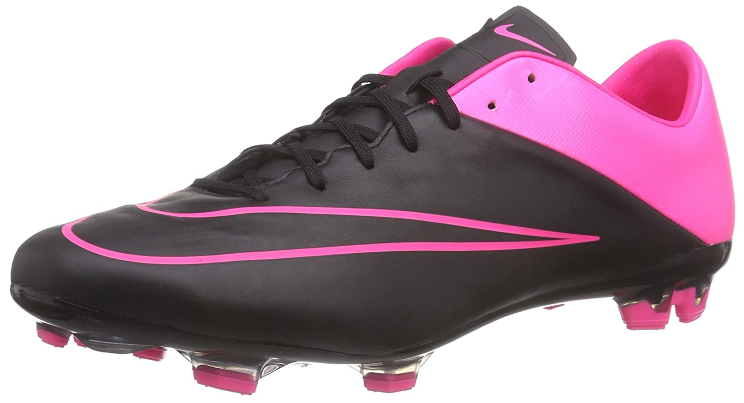 Amazon.com | Nike Mercurial Veloce II Leather FG Men\u0027s Firm-Ground Soccer  Cleat | Soccer