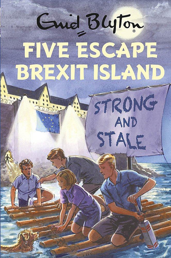 Five Escape Brexit Island pdf epub