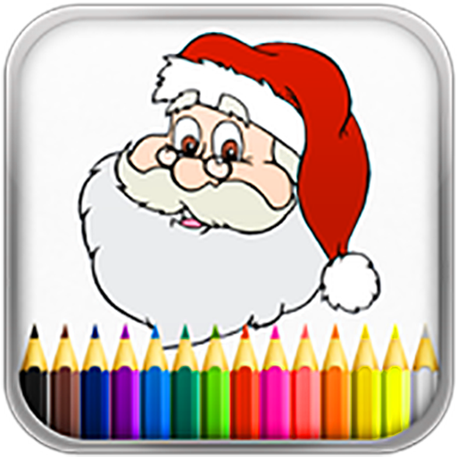 (Christmas Coloring Pages Game FREE )