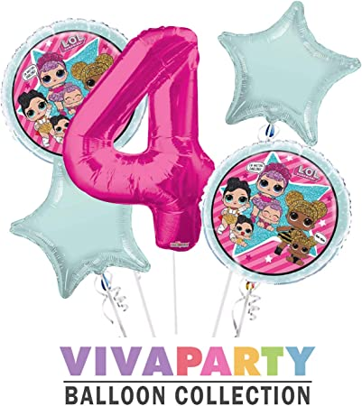 Pink Round-Birthday 5