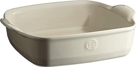 Emile Henry Fuente de cerámica Cuadrada para Horno, cerámica ...