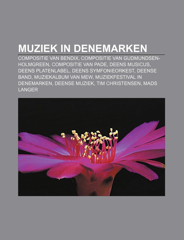 Muziek in Denemarken: Compositie van Bendix, Compositie van ...