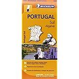 Portugal Sul, Algarve Regional Map 593 (Michelin Regional Maps)