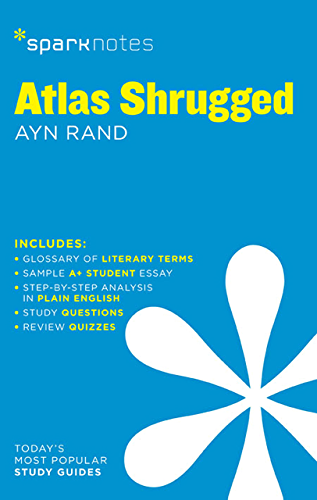 Atlas Shrugged SparkNotes Literature Guide (SparkNotes Literature Guide Series) (English Edition)