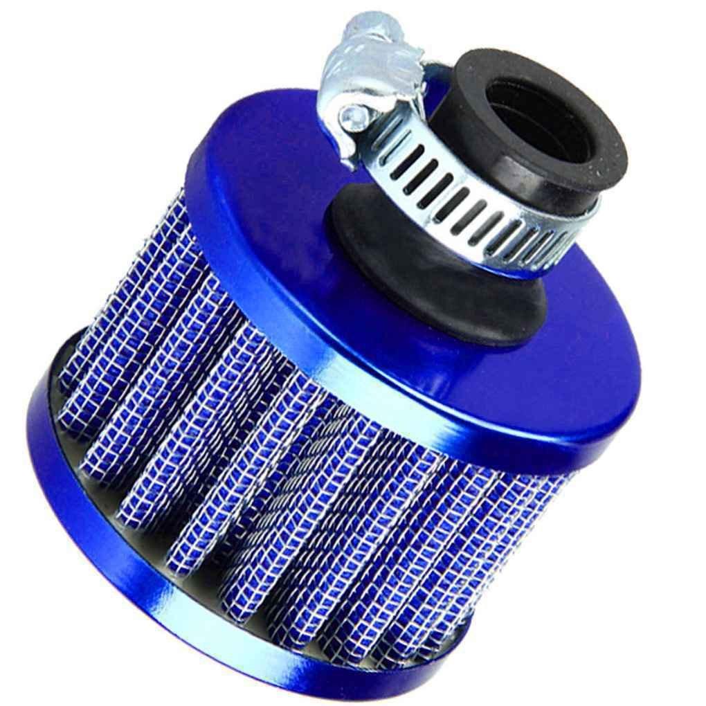 Toma de Aire Frío Filtro Coche de Motor Turbo Vent Respiradero del Cigüeñal DE 13 mm Zerama: Amazon.es: Electrónica