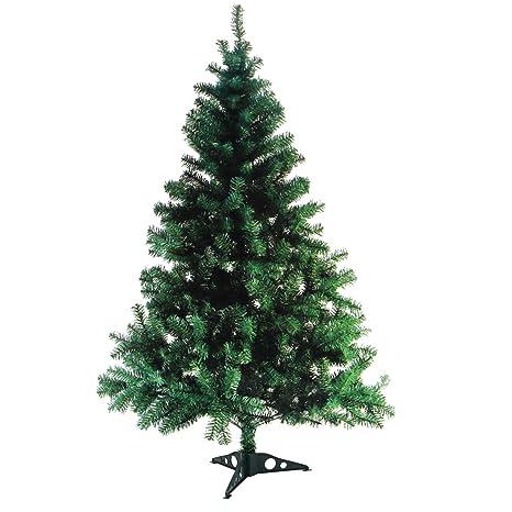 Tannenbaum Warum.Multistore 2002 Künstlicher Weihnachtsbaum Tannenbaum Inklusive Christbaumständer 180cm 600 Spitzen Weihnachtsdekoration Künstliche Tanne
