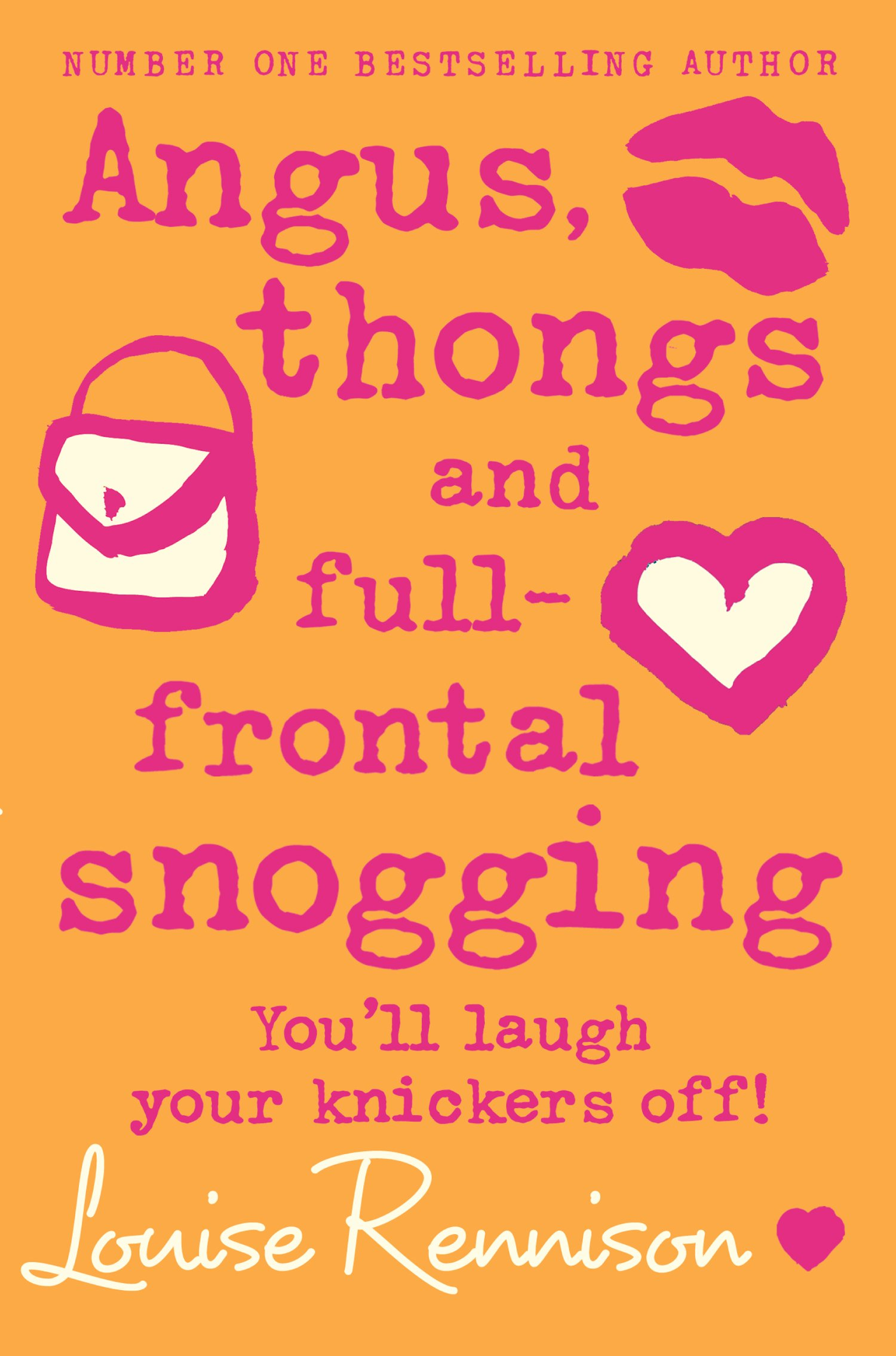 Angus, thongs and full frontal snogging (Confessions of Georgia Nicolson, Book 1) (English Edition)