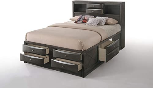 ACME Furniture Ireland Storage Bed