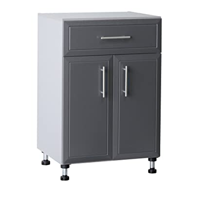 ClosetMaid 12407 ProGarage 2 Door With Drawer Cabinet