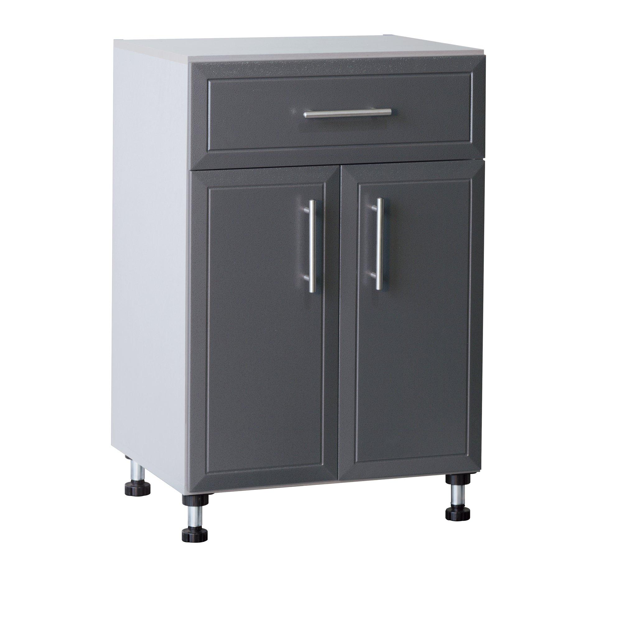 ClosetMaid 12407 ProGarage 2-Door with Drawer Cabinet