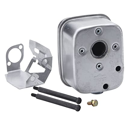 Briggs & Stratton 691969 Super Lo-Tone Muffler For 5 HP Horizontal Engines