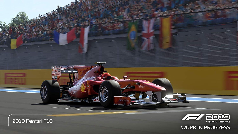 F1 2019 - Legends Edition - PlayStation 4 [Importación inglesa ...