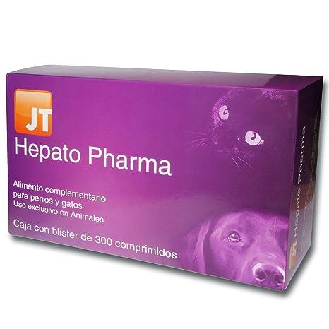 JTPharma 163070 Hepato Pharma - 300 Comprimidos