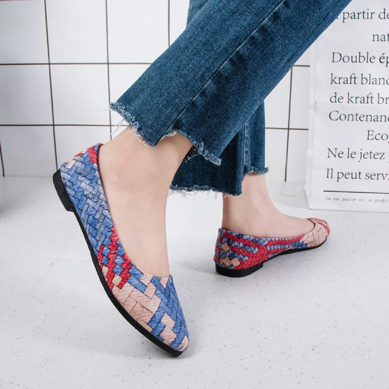 Sandalias De Las Mujeres, Linlink Primavera Casual Zapatos Mujer NiñA Primavera Mixta Colores Casual Zapatos Femeninos Bastante Planos: Amazon.es: Ropa y ...