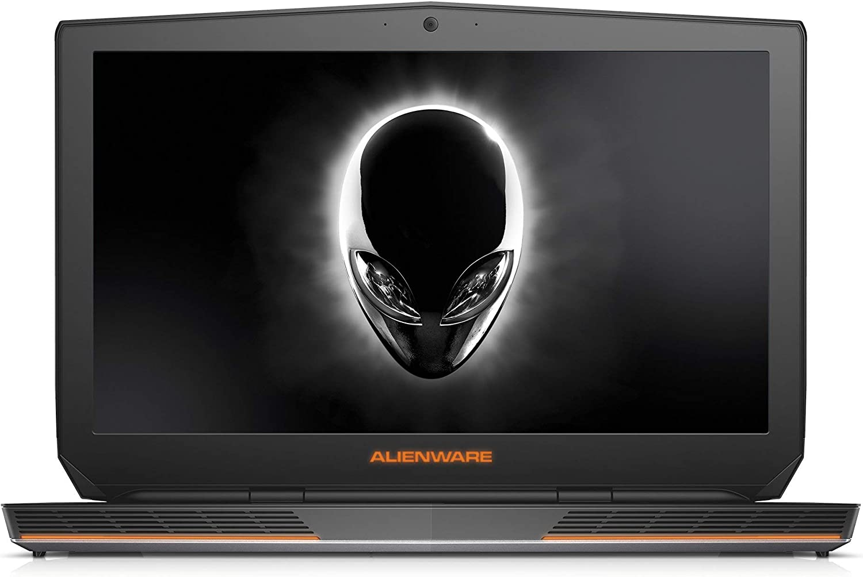 Alienware ANW17-2143SLV 17.3-Inch FHD Gaming Laptop (Intel Core i7 4710HQ, 8 GB RAM, 1 TB HDD, NVIDIA GeForce GTX 970M with 3GB GDDR5, Windows 8.1), Black-Silver (Renewed)