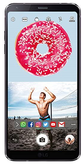 Lg g6 price buy lg g6 astro black online at best price in india image unavailable fandeluxe Choice Image