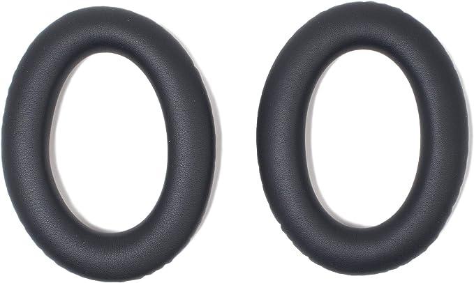 Importado de Reino Unido Sennheiser 517680 Almohadillas de polipiel para auriculares PXC450