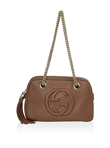 Gucci Women s Soho Small Leather Shoulder Chain Bag c218d25a7c