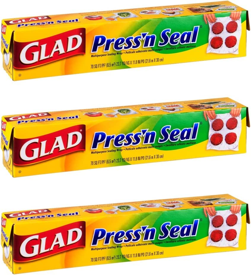Glad PressN Seal Food Wrap