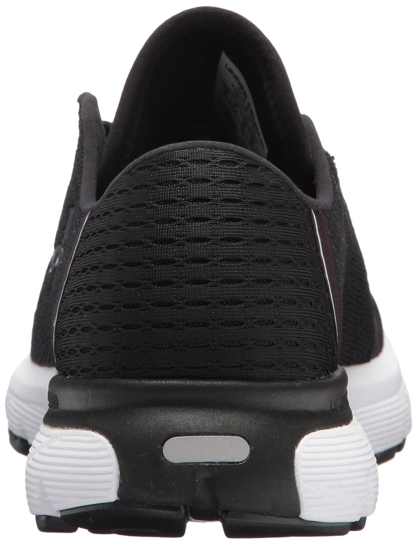 Under Armour Women's Speedform Gemini Vent Sneaker B071VL7RVH 11 M US|Black (002)/White