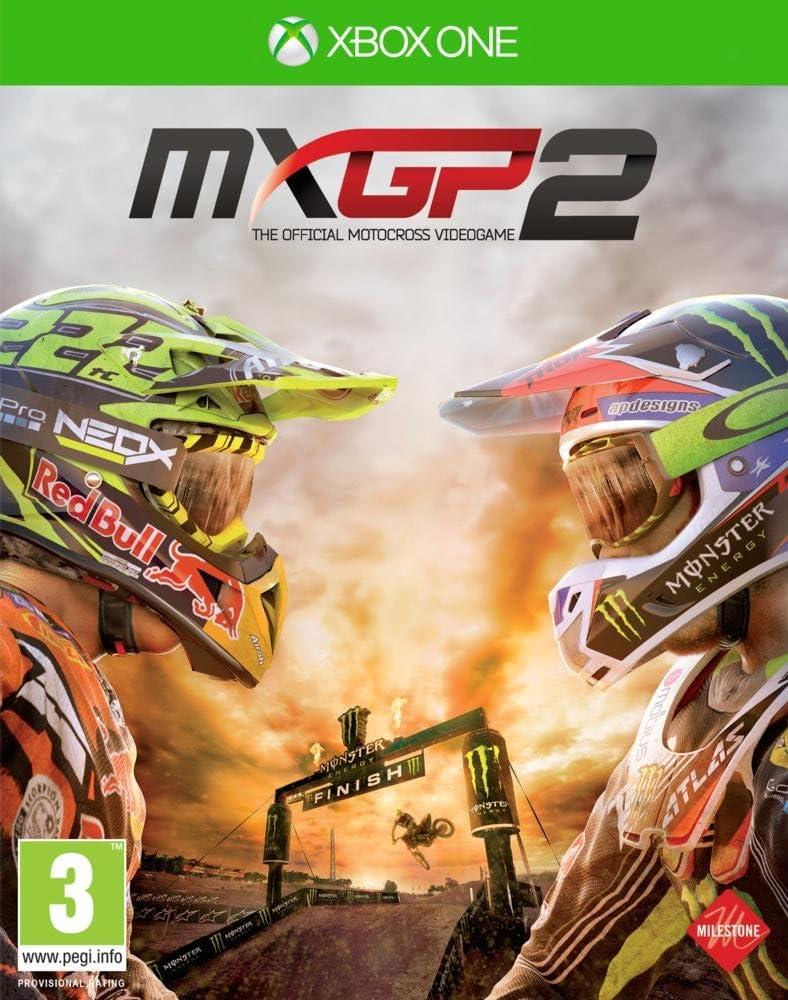 Koch Media MXGP2, Xbox One Básico Xbox One Inglés, Francés vídeo ...