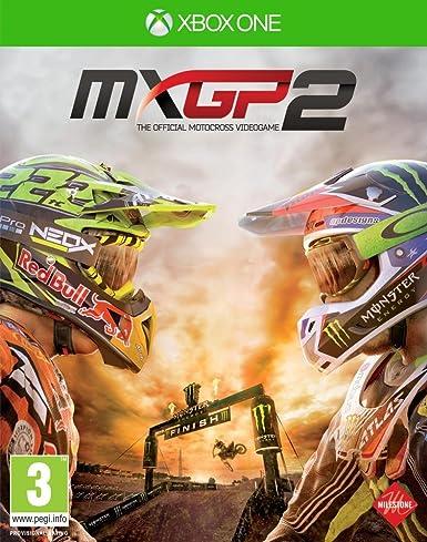 Koch Media MXGP2, Xbox One Básico Xbox One Inglés, Francés vídeo - Juego (Xbox One, Xbox One, Racing, Modo multijugador, E (para todos)): Amazon.es: Videojuegos