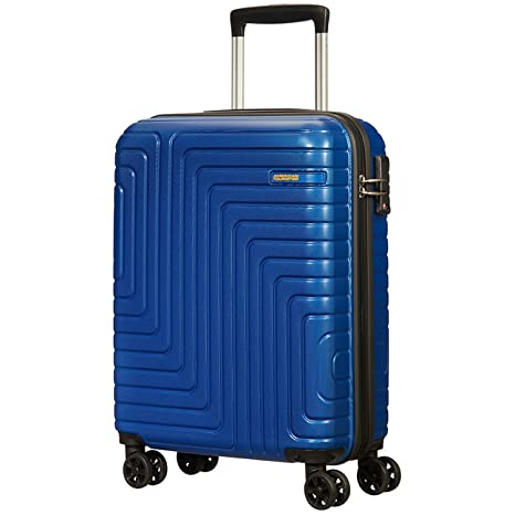 Trolley Rigido 55 cm 4 Ruote Spinner TSA | American Tourister Mighty Maze | 53G001-