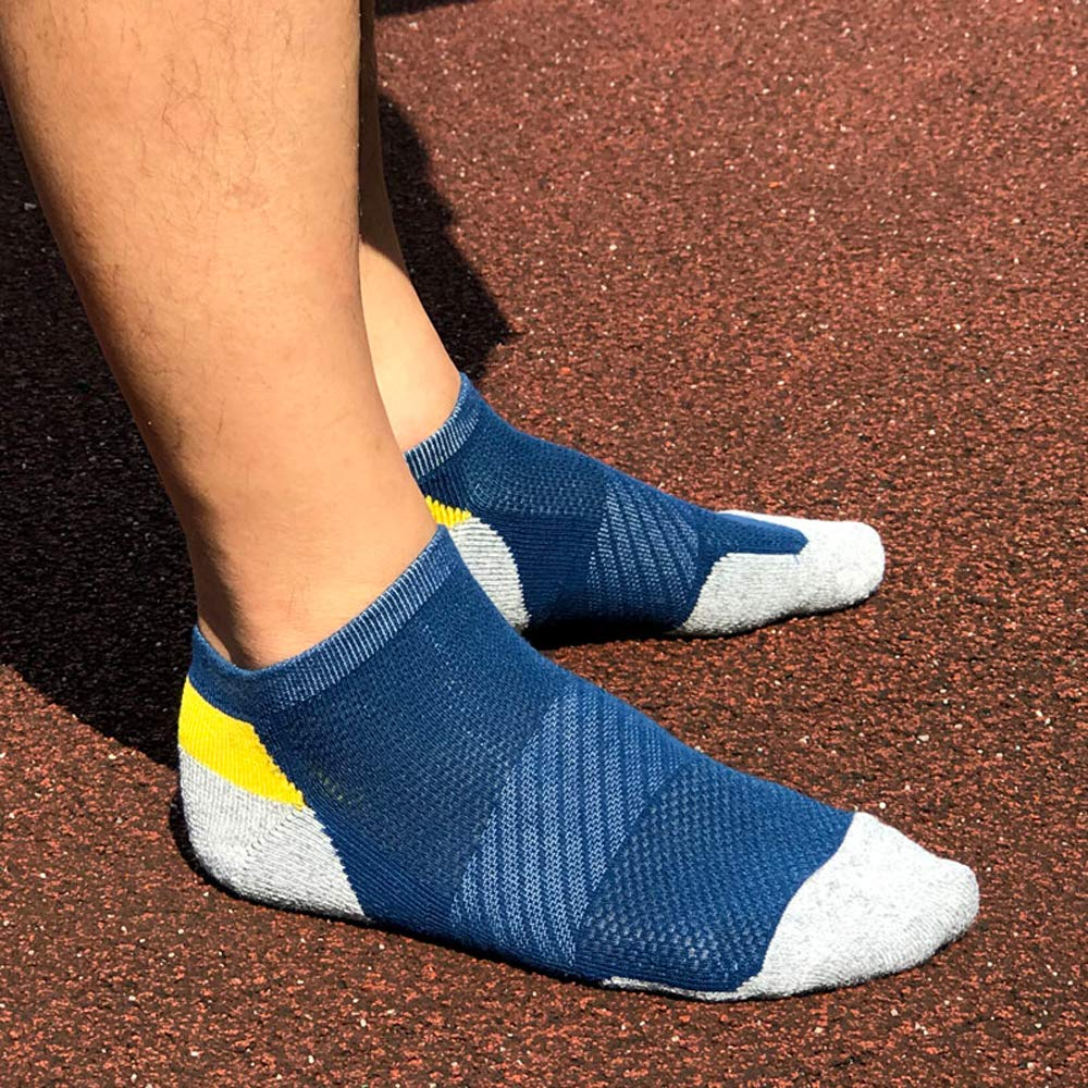 SOFIT 3 Pairs Low Cut Athletic Running Ankle Socks for Men Women Sport No Show Socks