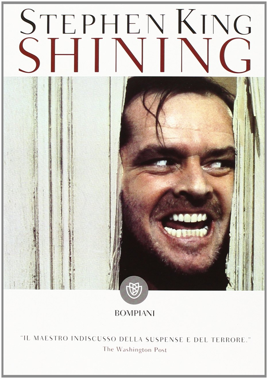 The Shining by Stephen King - 1978 Signet Paperback - AE6091