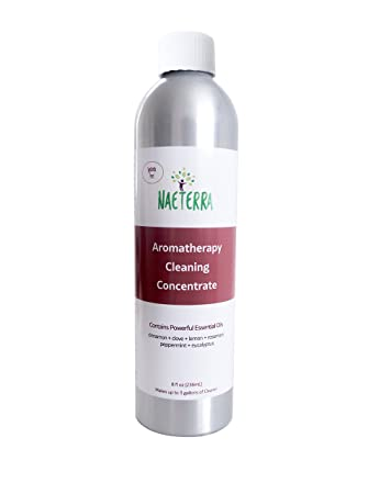 Fine 8 Oz Authentic Manufacturer Direct Naeterra Aromatherapy Cleaning Concentrate 100 Natural With Powerful Essential Oils Deep Cleans Kitchen Machost Co Dining Chair Design Ideas Machostcouk
