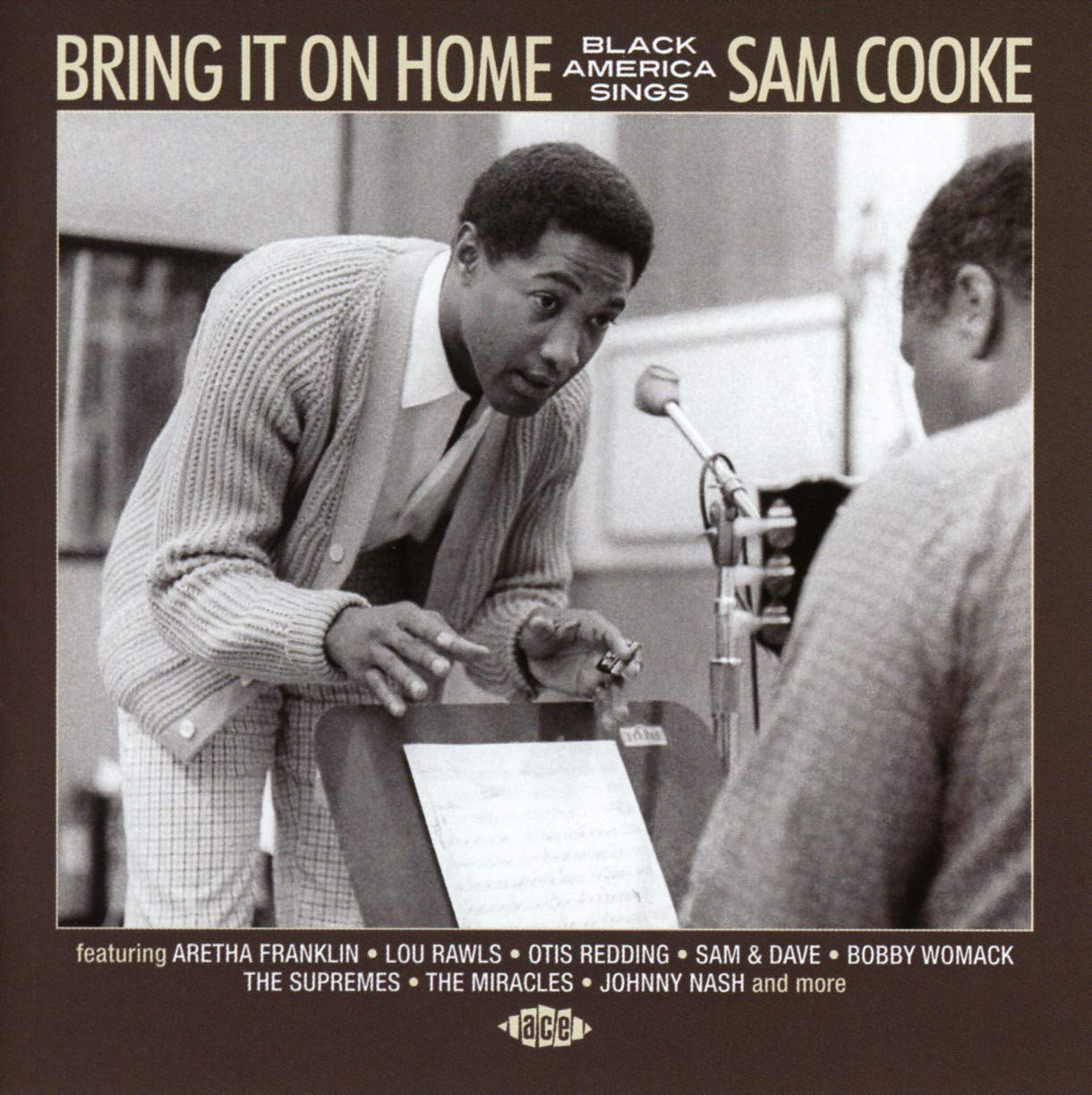 Bring It on Home: Black America / Various